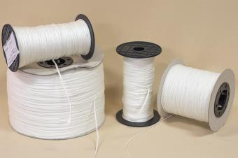 Wovened polyester cord  1mm