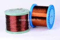 Enamelled copper wire 0,67mm Grad 2  200°C Standard: IEC 60317-13